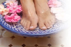 Ionic Foot Bath Cell Cleanse
